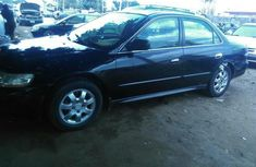 Used Honda Accord 2001 Black for sale