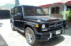 Mercedes-Benz G500 2003 Black for sale