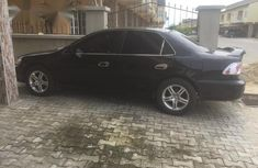 Like New Honda Accord V6 2001 Black for sale