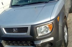 Honda Element 2006 Silver for sale