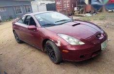 Toyota Celica 2000 Red for sale
