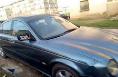 Jaguar XJ 2004 Gray for sale