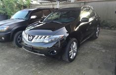 Used Nissan Murano 2012 Black for sale