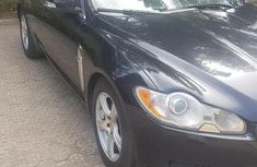 Jaguar XF 2011 Black for sale