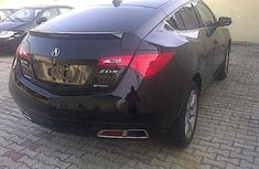2012 Acura ZDX for sale good and affordable price