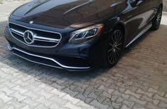2015 Clean Mercedes Benz S63 for sale