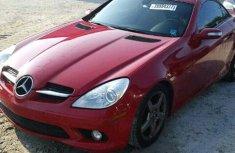 2012 Mercedes Benz Slk 350 for sale