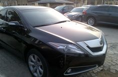 CLEAN BLACK ACURA ZDX 2012 FOR SALE