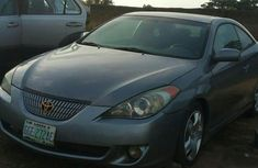 Clean Toyota Solara 2006 Silver For Sale