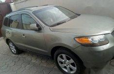 Clean Hyundai Santa Fe 2008 for sale