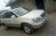 Used Lexus Rx300 2002 White for sale