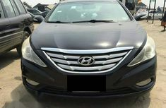 Clean Hyundai Sonata 2011 Black for sale