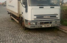Iveco Cargo 2002 White for sale