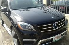 Tokunbo Mercedes-benz ML550 2015 Black for sale