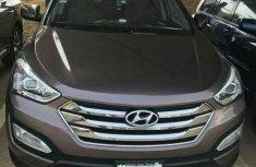 Hyundai Santa Fe 2014 Brown for sale