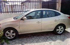 Neat Hyundai Elantra 2007 Gold for sale
