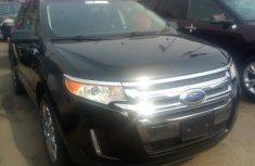 Tokunbo Ford Edge 2012 Black for sale