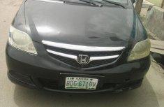 Honda City 2007 Black For Sale