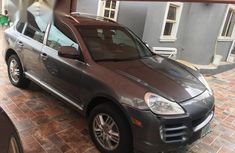 Porsche Cayenne 2008 Gray for sale