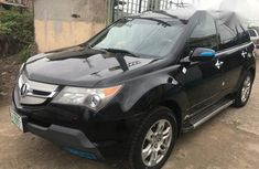 Used Acura MDX 2008 Black for sale