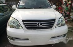 Foreign Used Lexus GX470 2016 White for sale