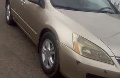 Honda Accord 2006 Gold for sale