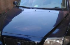 Clean Volvo S80 2005 Blue for sale