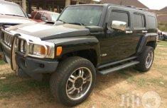 Hummer H3 2005 Black For Sale