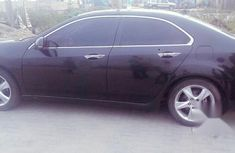 Acura Tsx 2009 Black for sale