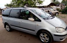 Nigerian Used Ford Galaxy 2001 Silver for sale