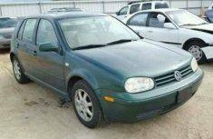 Volkswagen Golf 2001 in good condition for sale