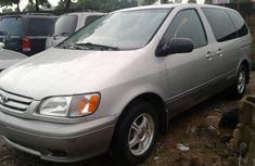 Good used 2003 Toyota Sienna for sale
