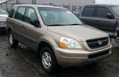 Honda Pilot 2005 in good condition for sale