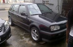 Good used 2002 Volkswagen Golf3 GTI for sale