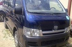 2014 Toyota Hiace Bus in good condition for sale