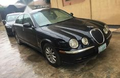 Jaguar S-Type 2004 Black for sale
