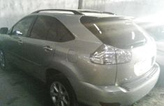 Almost brand new Lexus RX Petrol 2009 for sale