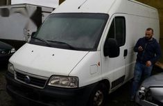 German Maintained Fiat Ducato 2004 White for sale