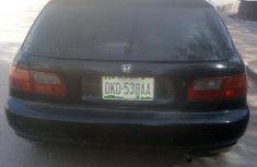 Honda Civic 1992 Black for sale