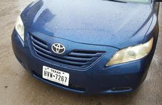 Tokunbo Toyota Camry 2009 Blue for sale