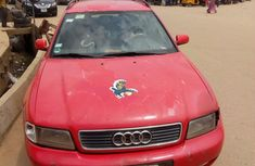 A Very Clean Audi A4 2000 Red For Sale