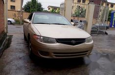 Toyota Solara 2002 Gold for sale