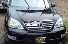 Almost brand new Lexus GX Petrol 2009 for sale