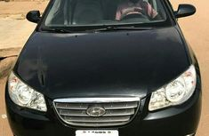 Hyundai Elantra 2007 Black for sale
