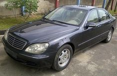 TOKUNBO 2004 MERCEDES-BENZ S-350 for sale