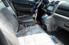 Honda CR-V 2007 Petrol Automatic Blue for sale