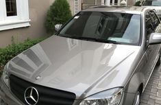 Almost brand new Mercedes-Benz C300 Petrol 2008 for sale