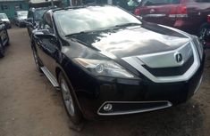 2013 Acura ZDX Automatic Petrol well maintained for sale