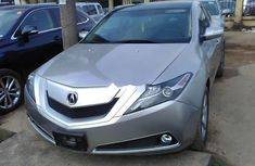 Acura ZDX 2010 Petrol Automatic Grey/Silver for sale