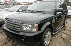 Land Rover Range Rover Sport HSE 2007 Black for sale